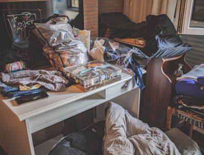 desorden y acumulación