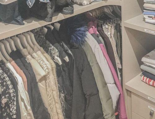 ¿Cómo organizar armarios?
